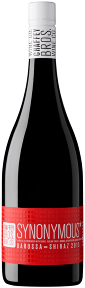 Chaffey Bros Wine Co. Synonymous Shiraz 2016 - Network Wines
