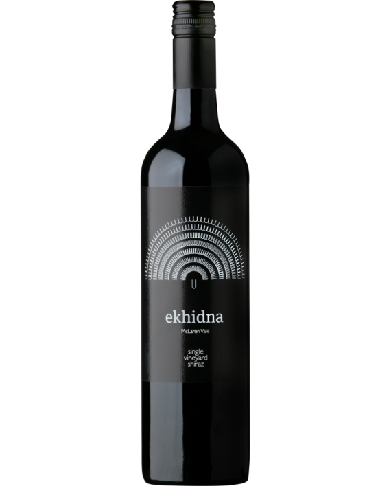 Ekhidna Single Vineyard Shiraz 2012
