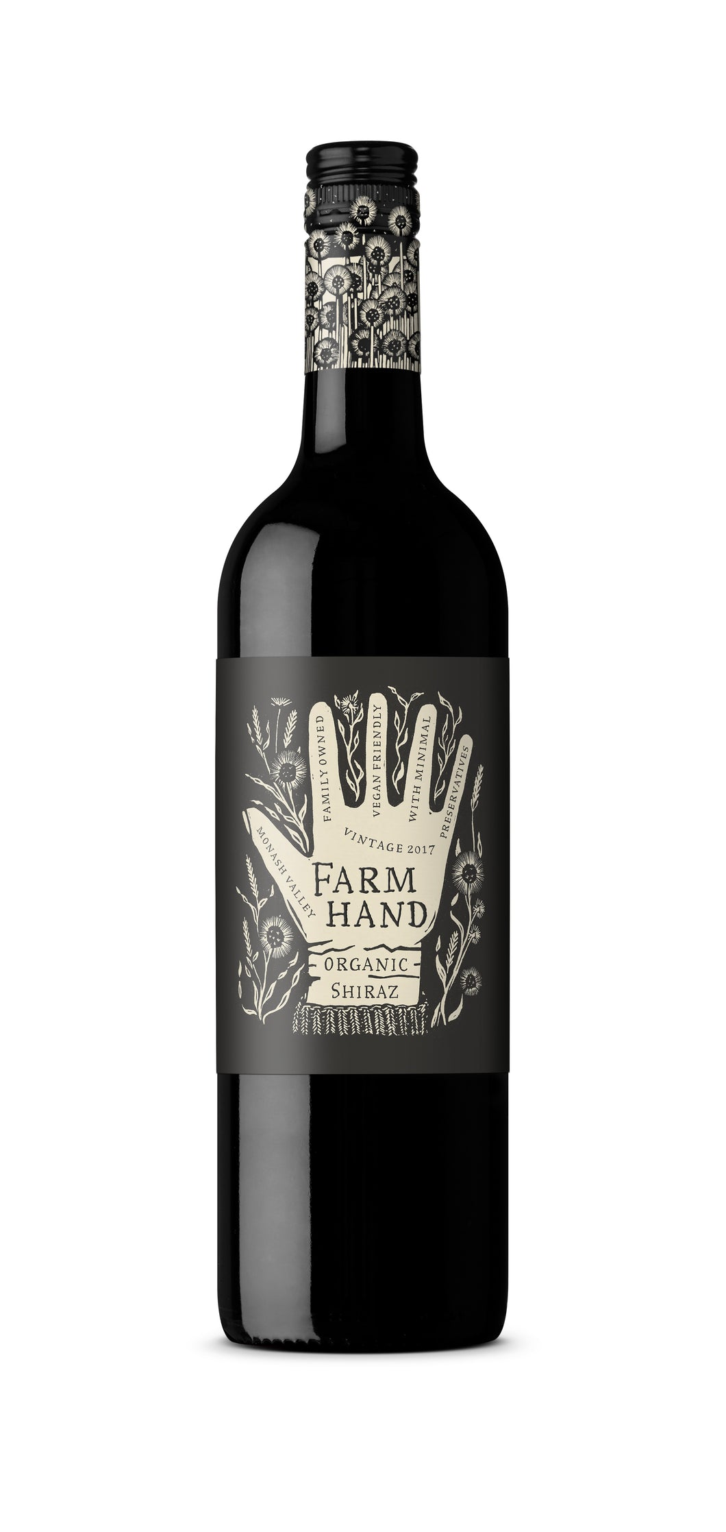 Farm Hand Organic Shiraz 2017 - Network Wines