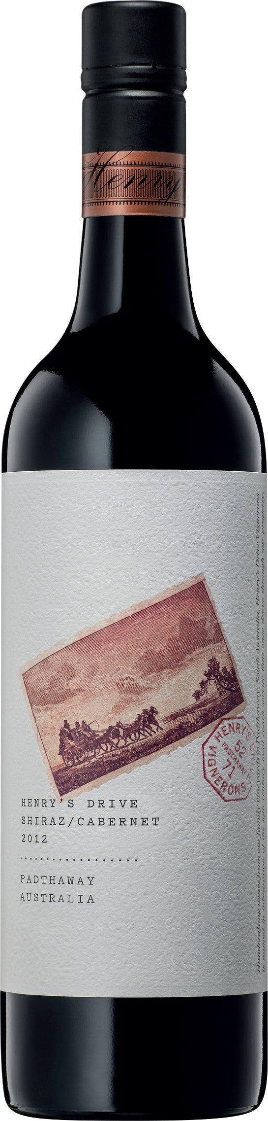 Henry's Drive Shiraz Cabernet 2014 - Network Wines