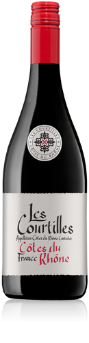Les Courtilles Cotes du Rhone 2015 - Network Wines