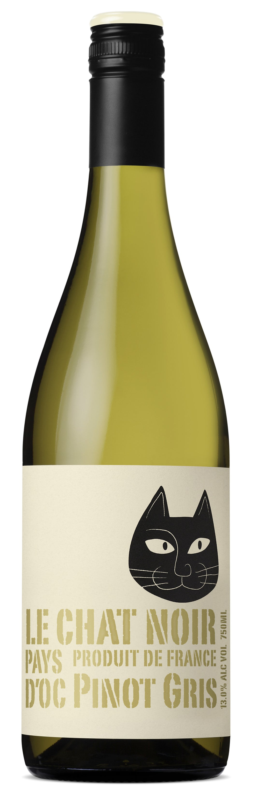 Le Chat Noir Pinot Gris 2016 - Network Wines