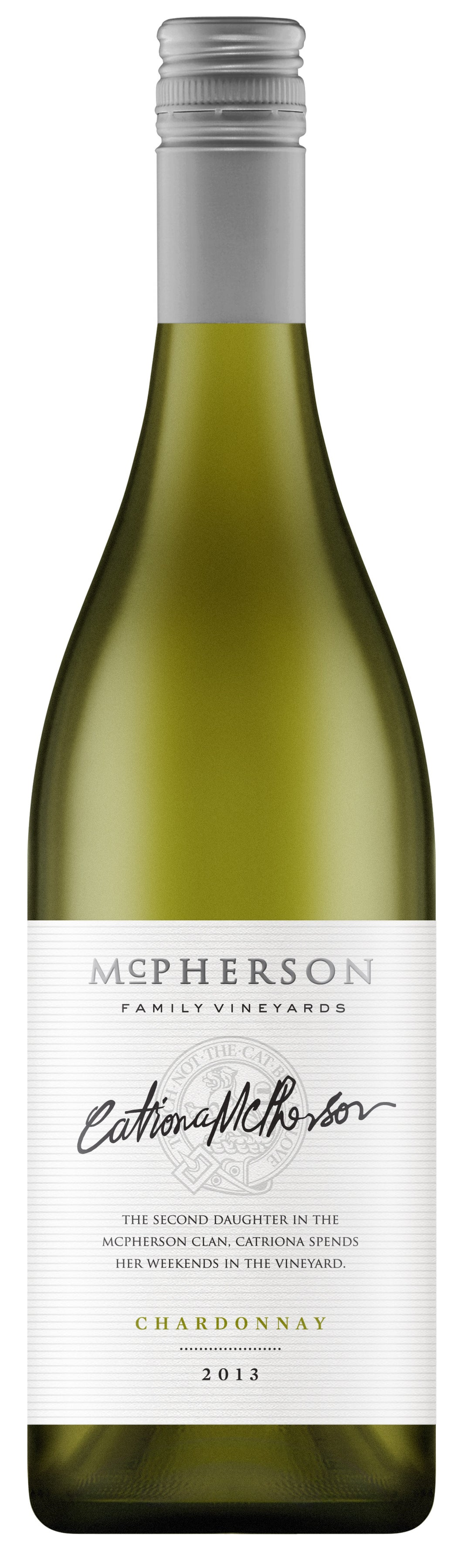 McPherson Chardonnay 2017 - Network Wines