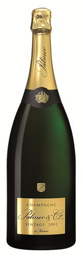 Champagne Palmer & Co Millesime Magnum 2002 - Network Wines