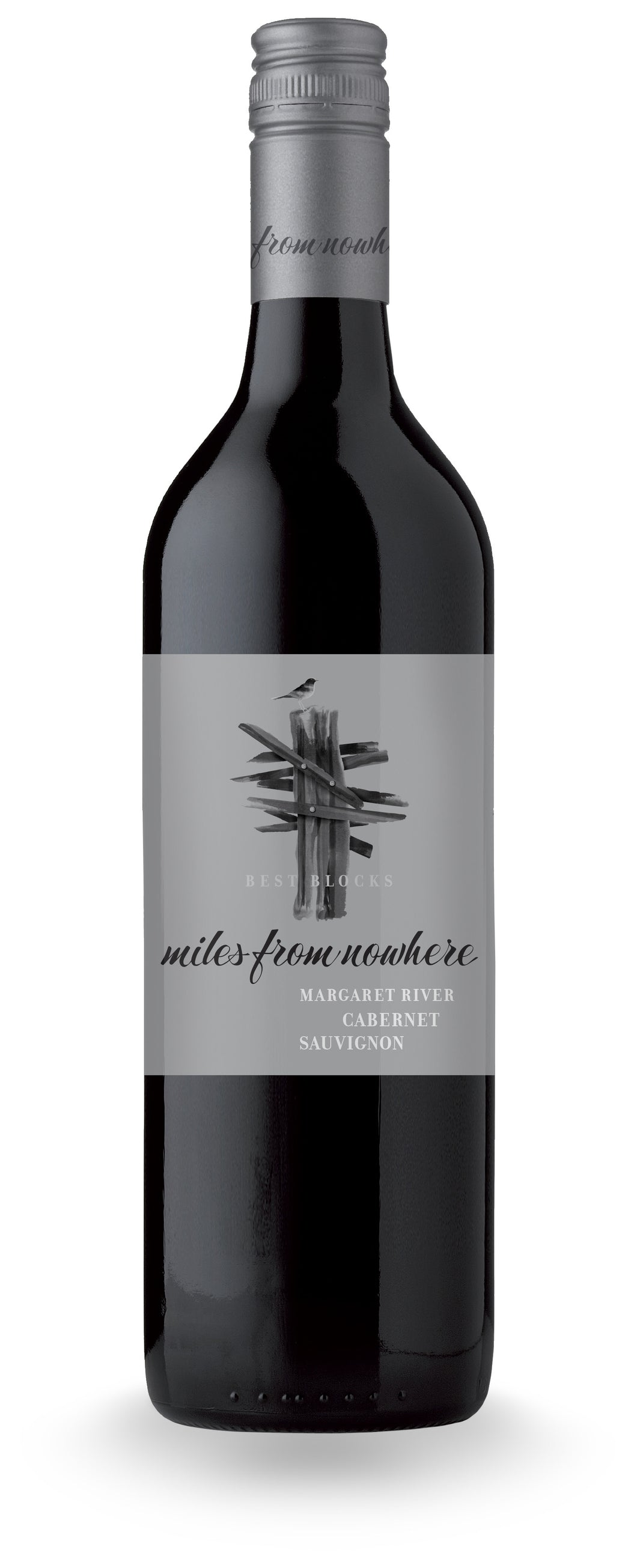 Miles From Nowhere Best Blocks Cabernet Sauvignon 2015 - Network Wines