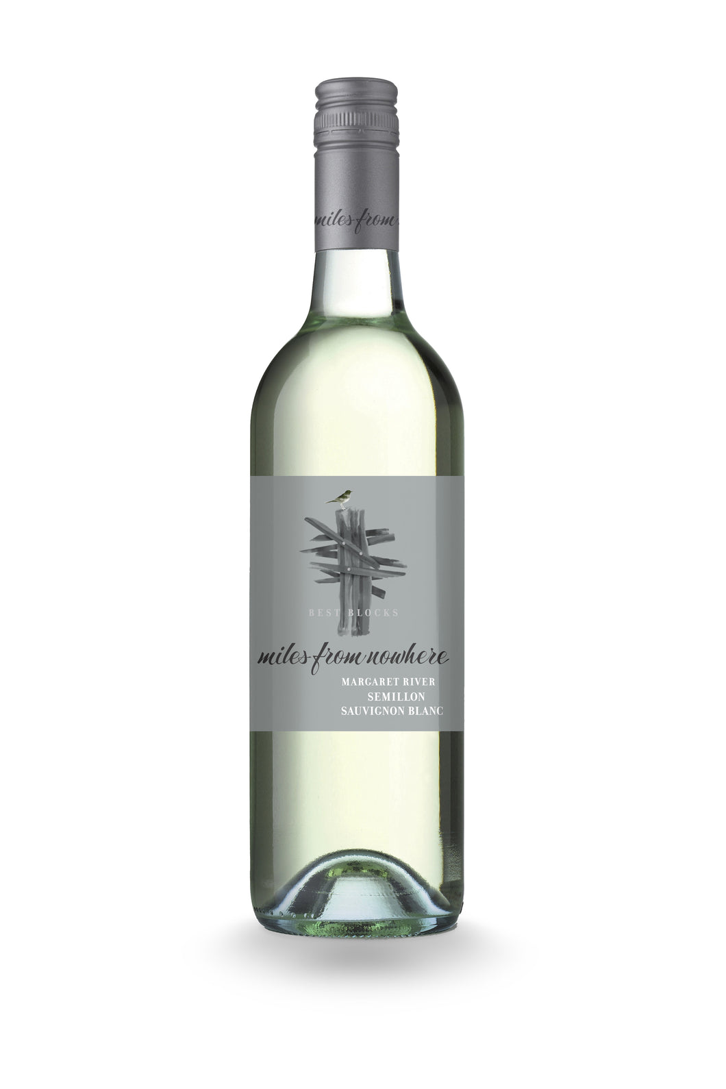 Miles From Nowhere Best Blocks Semillon Sauvignon Blanc 2017 - Network Wines