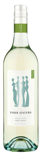 Four Sisters Pinot Grigio 2016 - Network Wines