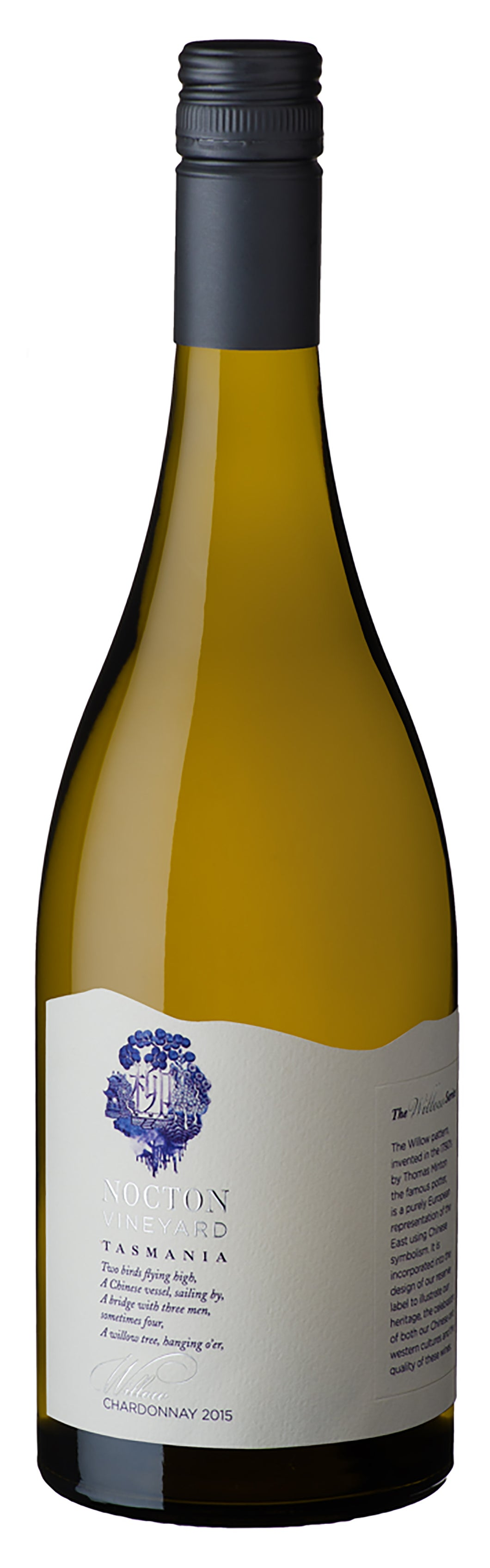 Nocton Willow Series Reserve Chardonnay 2015 - Network Wines