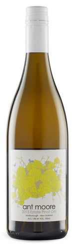 Ant Moore Marlborough Pinot Gris 2016 - Network Wines