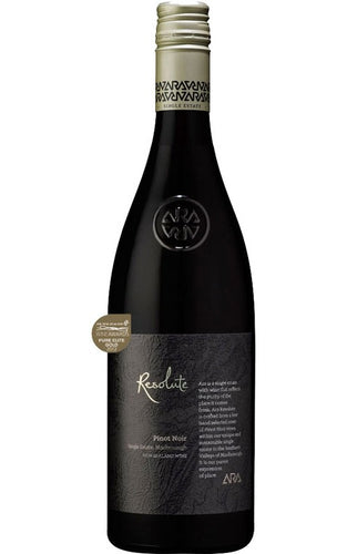Ara Resolute Pinot Noir 2012 - Network Wines