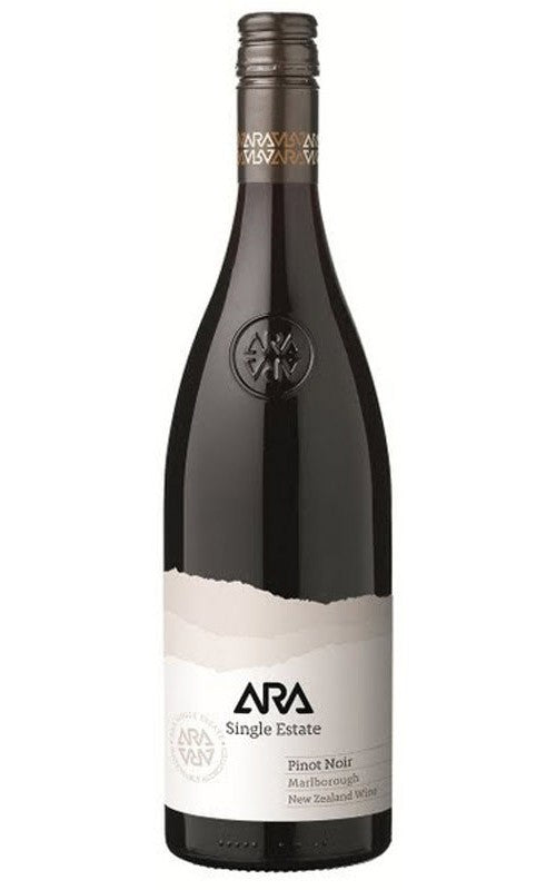 Ara Single Estate Pinot Noir 2016 - Network Wines