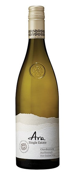 Ara Single Estate Chardonnay 2017 - Network Wines