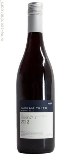 Banks Road Yarram Creek Pinot Noir 2017