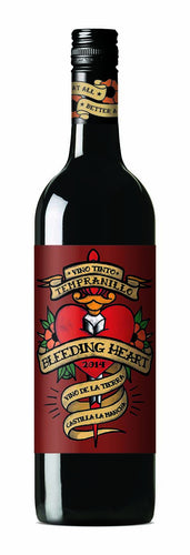 Bleeding Heart Tempranillo 2015 - Network Wines