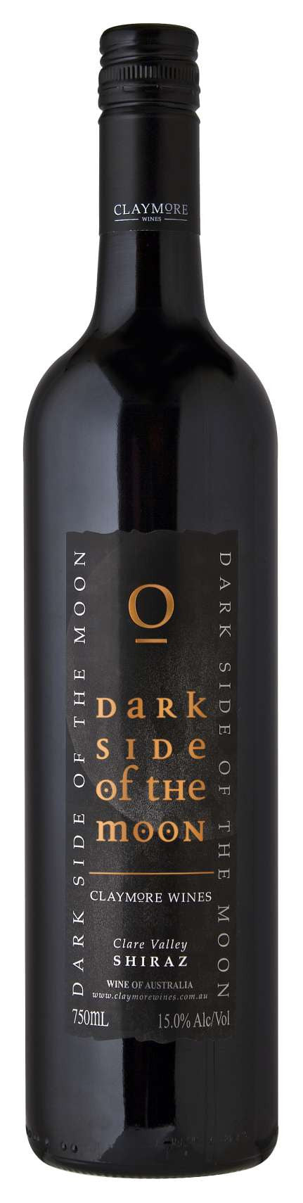 Claymore Dark Side Of The Moon Shiraz 2014 - Network Wines