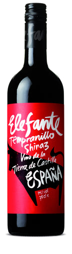 Elefante Tempranillo Shiraz 2015 - Network Wines