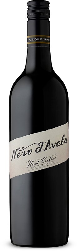 Handcrafted by Geoff Hardy Nero d'Avola 2017