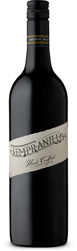 Handcrafted by Geoff Hardy Tempranillo 2017