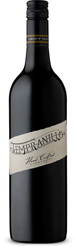 Handcrafted by Geoff Hardy Tempranillo 2017 - Network Wines