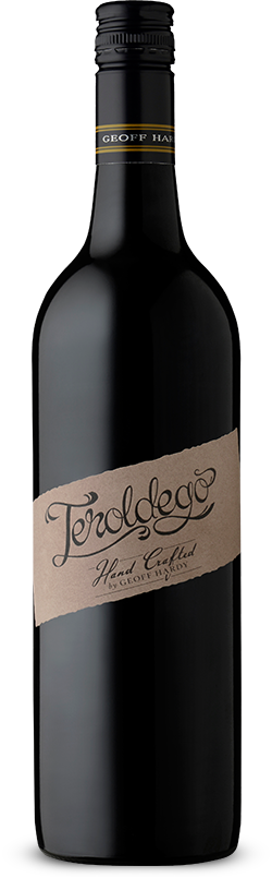 Handcrafted by Geoff Hardy Teroldego 2016 - Network Wines