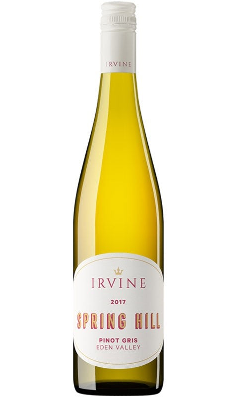 Irvine Springhill Pinot Gris 2017