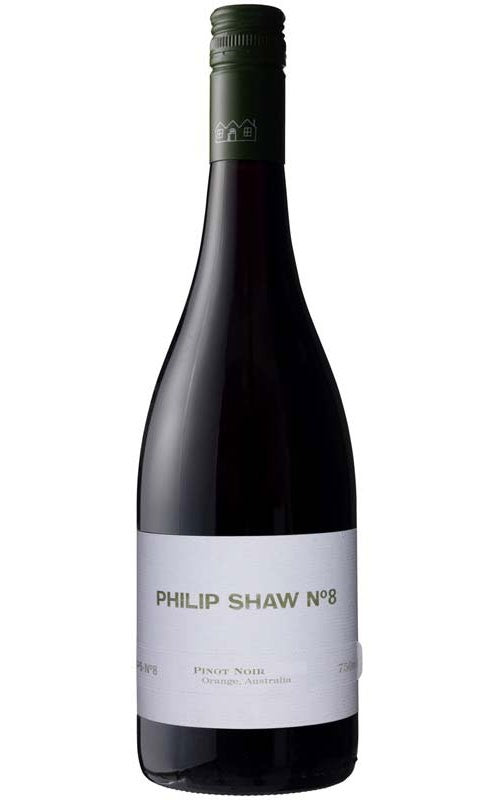 Philip Shaw No 8 Pinot Noir 2017 - Network Wines