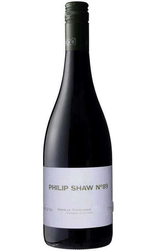 Philip Shaw No 89 Shiraz 2015 - Network Wines
