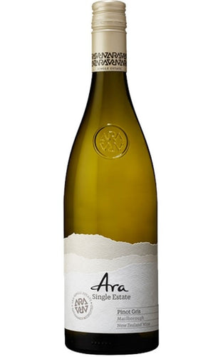 Ara Single Estate Pinot Gris 2017 - Network Wines