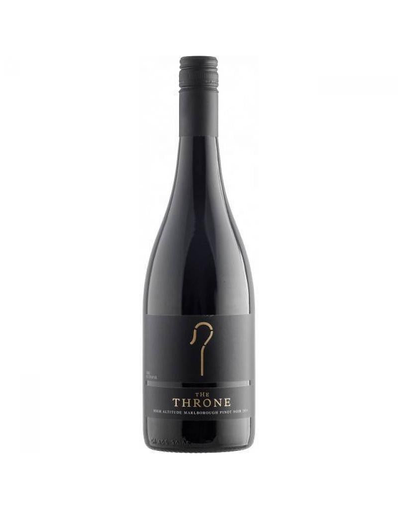 The Throne Marlborough Pinot Noir 2014