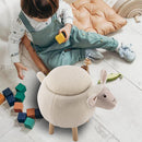 Sheep Kids Storage Ottoman