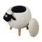 White Sheep Kids Storage Ottoman