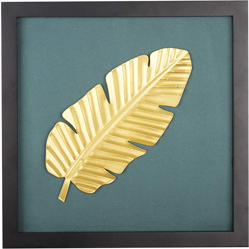 GIA Metal Leaf Wall Decor/Art (1 PACK)