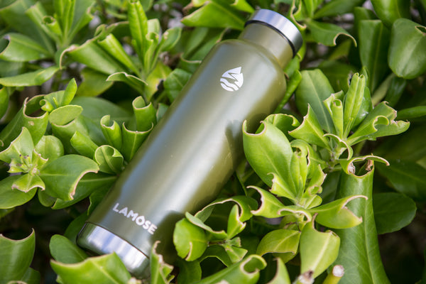 Why Your Next Water Bottle Should Be Plastic Free