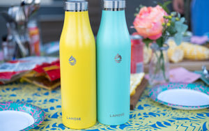 LAMOSE Offers World's Highest Quality, All Steel-Insulated Water Bottle