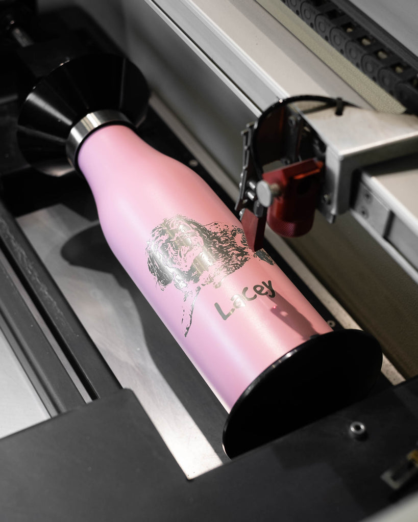 Everything You Need To Know About Our Laser Engraving