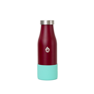 Non slip water bottle base protector comes in a variety of colors