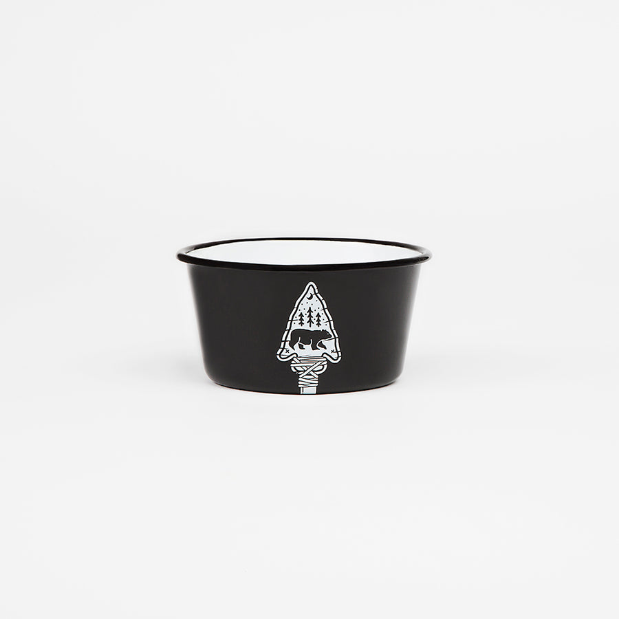 Enamel Bowl | Arrow