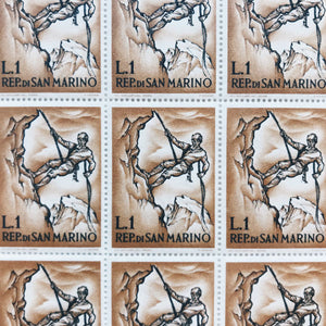 Framed Post Stamps | San Marino