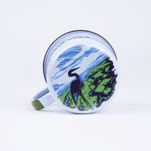 Everglades Enamel Coffee Mug | U.S. National Parks