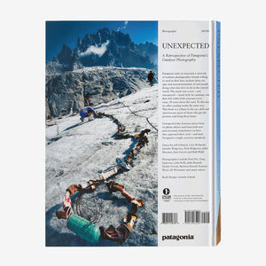 Unexpected: 30 Years of Patagonia Catalog Photography (hardcover book)