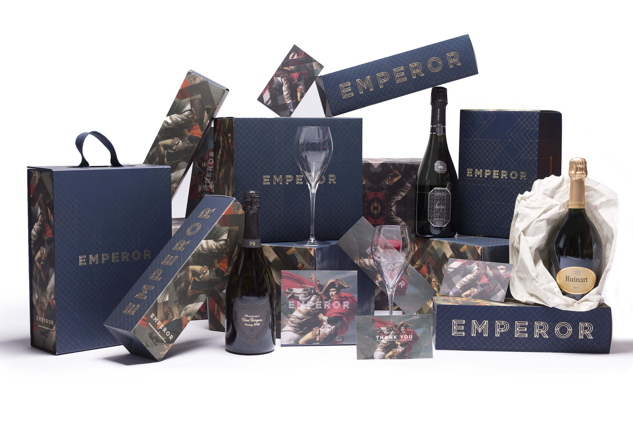 Emperor : Behind the Brand