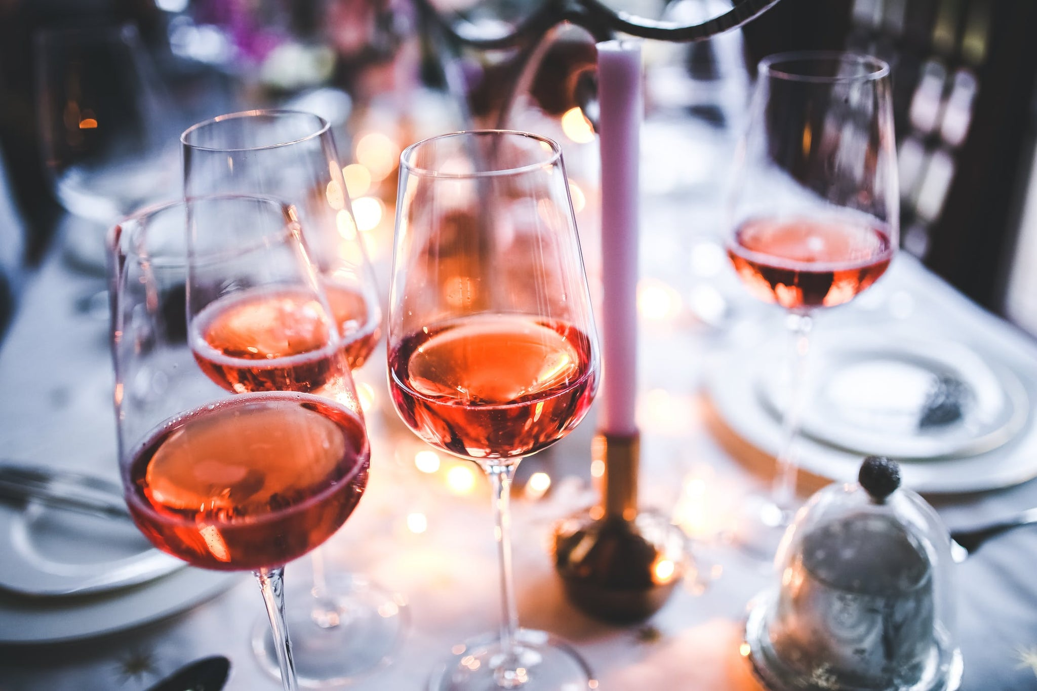 Celebrate Spring with These Delicious Rosé Champagne Food Pairings