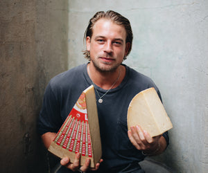 EMPEROR MUSE: Sam Studd of Will Studd Cheese