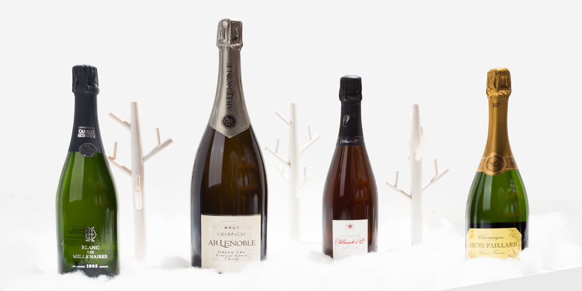 5 Insider Tips to find the Perfect Winter Champagne