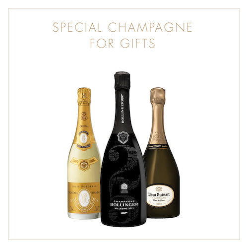 Special champagnes