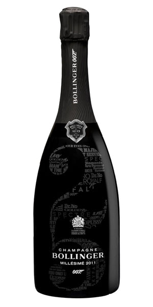 Bollinger James Bond Limited 007 Edition 2011