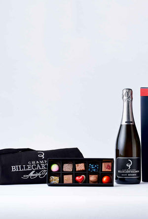 Champagne + Chocolate XL Gift Pack