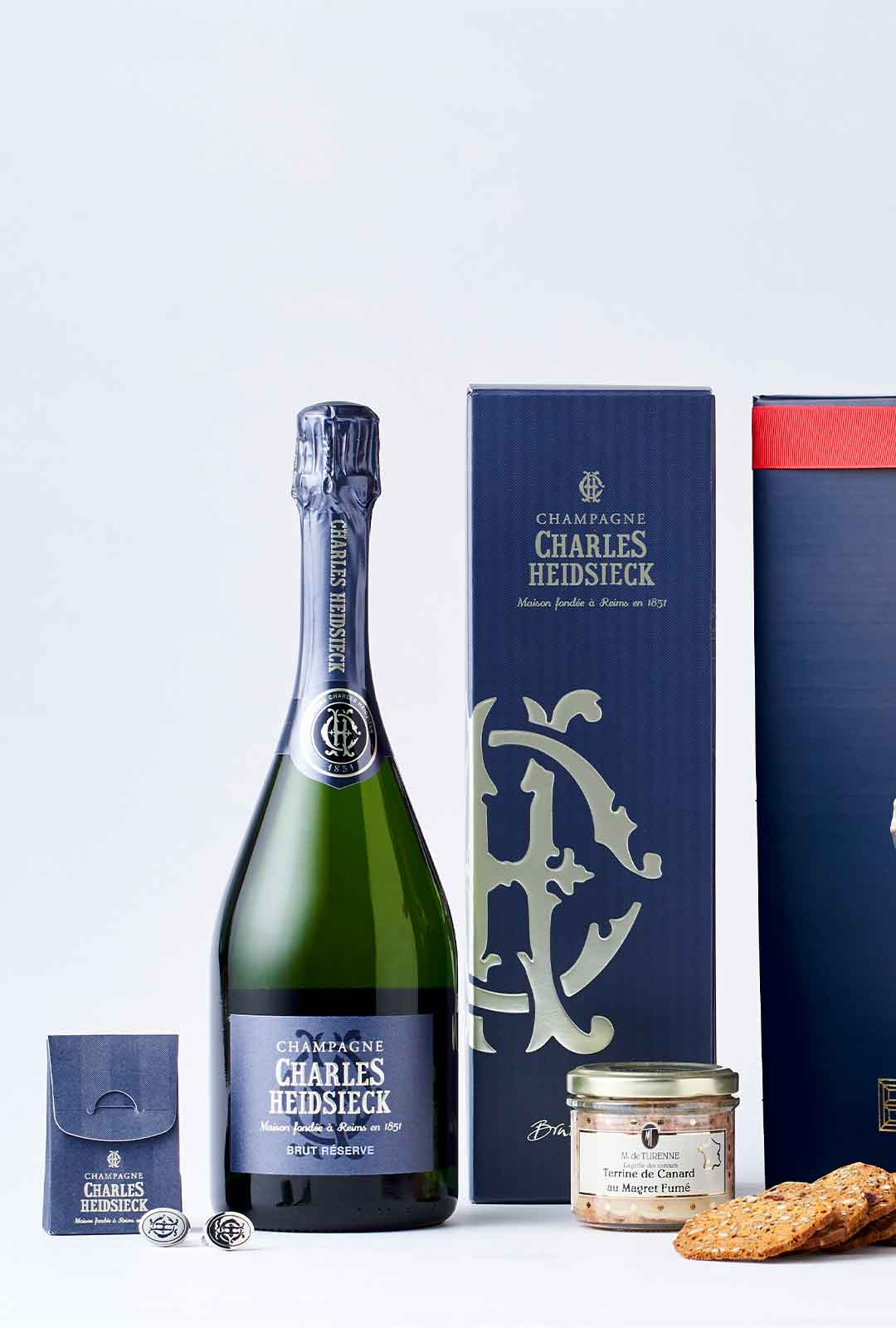 CHARLES-HEIDSIECK-CHAMPAGNE-EMPEROR-GIFT-PACK