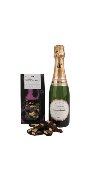 Laurent-Perrier Petite Champagne & Chocolate Gift Pack