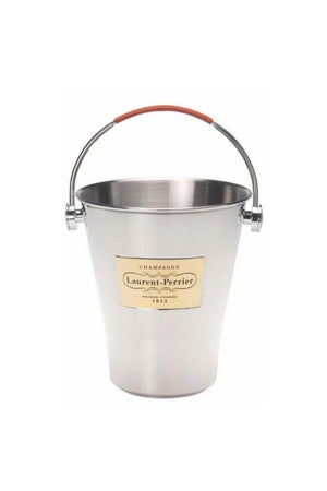 Laurent-Perrier Stainless Steel Small Champagne Bucket
